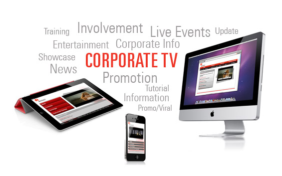 Corporate TV / Business TV