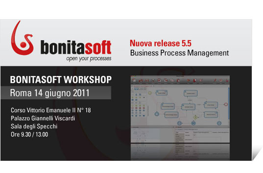 Bonitasoft - Business Process Management workshop