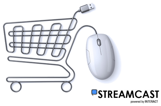 Digital Media e-commerce Streamcast