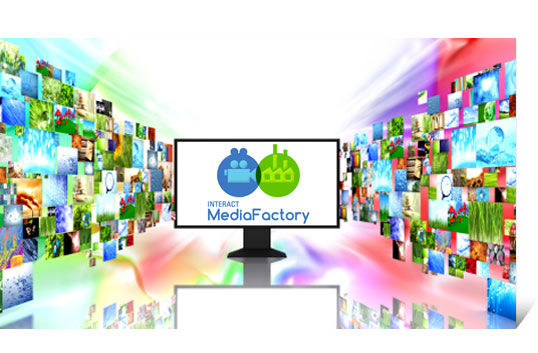 Interact Media Factory - soluzione