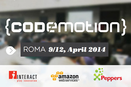 Codemotion - Cloud Computing di Amazon Web Services