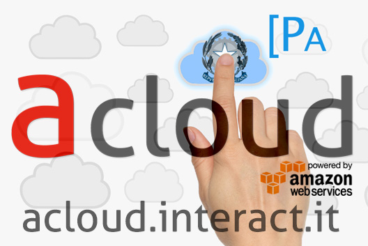 acloud cloud computing nuovo sito