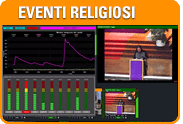 Streaming eventi religiosi