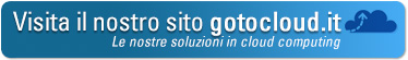 Vai al sito www.gotocloud.it